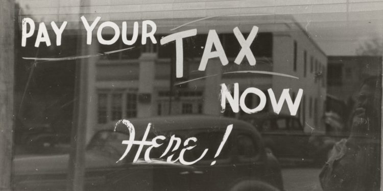U. S. Treasury sec. Yellen seeks a global minimum corporate tax