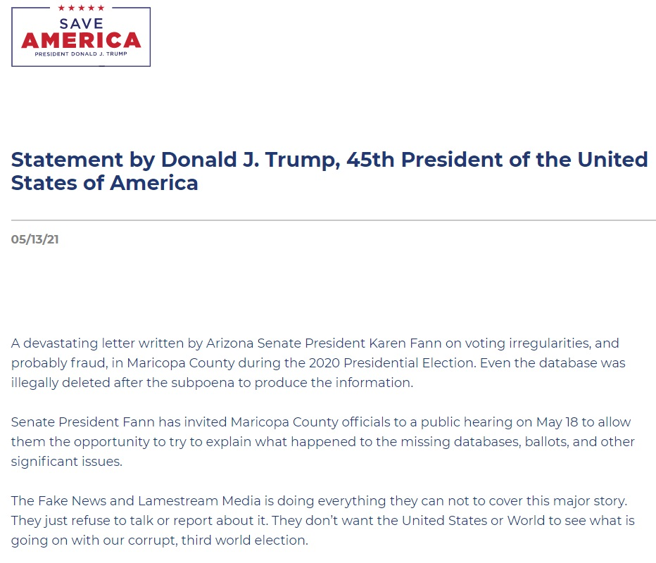Donald trump, president donald trump, 2020 presidential elections, maricopa county, elections fraud, audit the elections, election integrity, #stopthefraud,