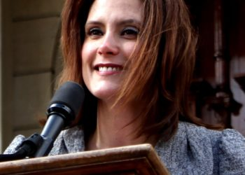 Michigan governor whitmer is sorry for getting caught