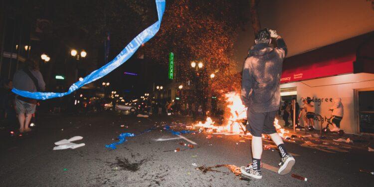 Watch: people celebrate juneteenth shooting