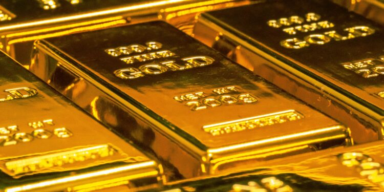 Central banks add more gold to their balance sheets