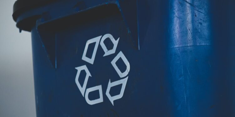 What lies beneath the recycling mess?