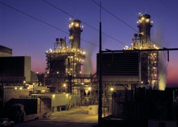 What is gas to power company?
