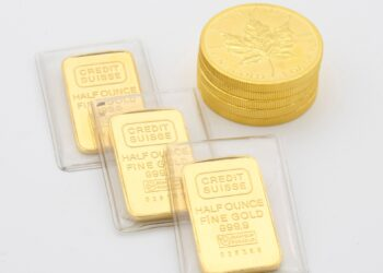 Why did palantir buy over $45 million in gold bars?